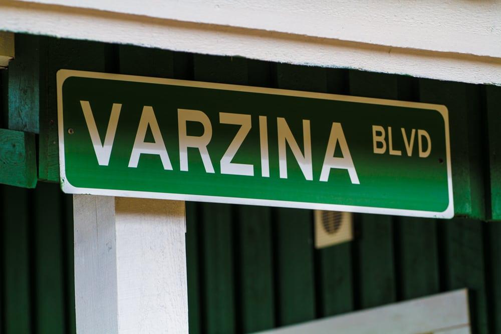 Varzina River